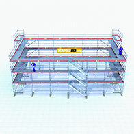 Layher Allround Ultimate Scaffolding Package