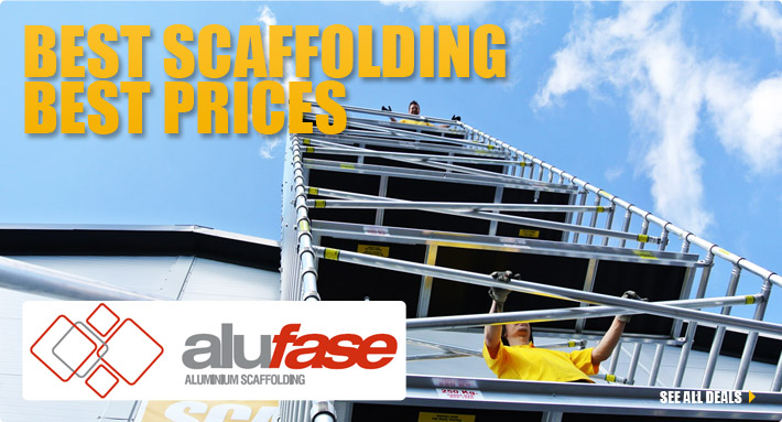 Best prices on Professional Aluminum Scaffolding Towers